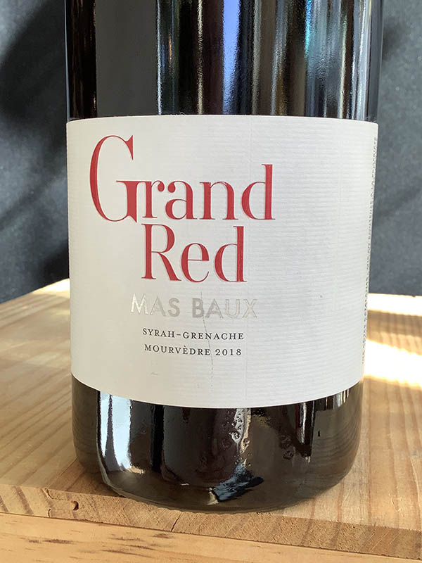 Le Grand Red, Serge Baux<br>