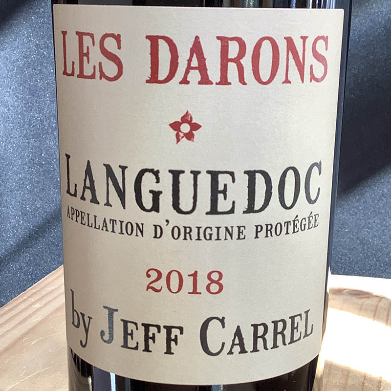 Les Darons, Jeff Carell<br>